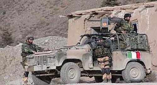 Afghanistan: feriti quattro soldati italiani